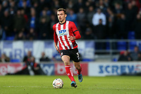 Harry Toffolo of Lincoln City during Ipswich Town vs Lincoln City, Emirates FA Cup Football at Portman Road on 9th November 2019