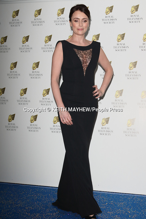 RTS Programme Awards 2015 at the Grosvenor House Hotel, Park Lane, London on March 17th 2015<br /> <br /> Photo by Keith Mayhew