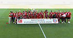 Deutscher Meister 2020, FC Bayern Muenchen<br />Wolfsburg, 27.06.2020: nph00001: , Fussball Bundesliga, VfL Wolfsburg - FC Bayern Muenchen 0:4<br />Foto: Tim Groothuis/Witters/Pool//via nordphoto<br /> DFL REGULATIONS PROHIBIT ANY USE OF PHOTOGRAPHS AS IMAGE SEQUENCES AND OR QUASI VIDEO<br />EDITORIAL USE ONLY<br />NATIONAL AND INTERNATIONAL NEWS AGENCIES OUT