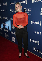 13 April 2018 - Beverly Hills, California - Hannah Hart. 29th Annual GLAAD Media Awards at The Beverly Hilton Hotel. Photo Credit: F. Sadou/AdMedia