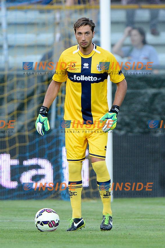 Antonio Mirante Parma<br /> Parma 28-07-2014 Stadio Tardini - Football Calcio Amichevole. Pre season training. Parma - Monaco Foto Giuseppe Celeste / Insidefoto