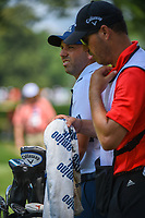 Sergio Garcia (ESP) looks down 2 during 4th round of the World Golf Championships - Bridgestone Invitational, at the Firestone Country Club, Akron, Ohio. 8/5/2018.<br /> Picture: Golffile | Ken Murray<br /> <br /> <br /> All photo usage must carry mandatory copyright credit (© Golffile | Ken Murray)