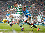 Kieran Tierney and James Tavernier