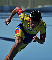 NANJING - CHINA - 23 - 08 - 2017: Andres Jimenez, patinador de la Selección Colombia, durante entreno en el patinodromo Olimpico de Nanjing en la ciudad de Nainjing en La Republica Popular de China. /  Andres Jimenez, skater of the Colombia Team, during a training at the skating rink Olimpic Patinodromo of Nanjing in the city of Nanjing in People's Republic of China. / Photo: VizzorImage / Luis Ramirez / Staff.