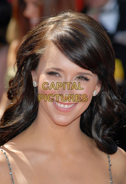 JENNIFER LOVE HEWITT.58th Annual Primetime Emmy Awards held at the Shrine Auditorium, Los Angeles, California, USA..August 27th, 2006.Ref: ADM/CH.headshot portrait .www.capitalpictures.com.sales@capitalpictures.com.©Charles Harris/AdMedia/Capital Pictures.