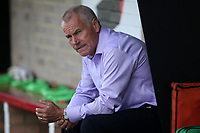 Dagenham and Redbridge manager Peter Taylor during Dagenham & Redbridge vs Wrexham, Vanarama National League Football at the Chigwell Construction Stadium on 13th October 2018