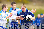 IT Tralee v DIT in the Sigerson Cup in Tralee.   Copyright Kerry's Eye 2008