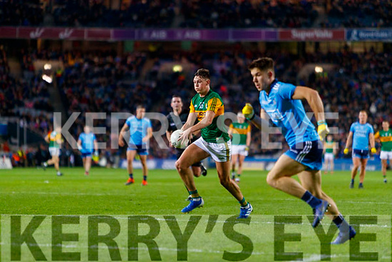 Gavin O'Brien, Kerry during the Allianz Football League Division 1 Round 1 match between Dublin and Kerry at Croke Park on Saturday.