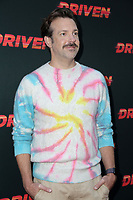 """LOS ANGELES - JUL 31:  Jason Sudeikis at the """"Driven"""" Los Angeles Premiere at the ArcLight Hollywood on July 31, 2019 in Los Angeles, CA"""