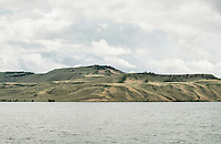 Curecanti National Recreation Area near Gunnison, Colorado, Wednesday, July 10, 2015. The area is a series of three reservoirs along the once wild Gunnison River. The reservoirs that make up Curecanti today are a destination for water-based recreation high in the Rocky Mountains. <br /> <br /> Photo by Matt Nager