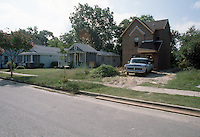 1988 September 22....Scattered Sites Transitional..Filbert Street...NEG#.NRHA#..