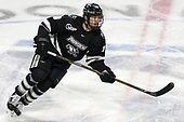 Scott Conway (PC - 10) - The Harvard University Crimson defeated the Providence College Friars 3-0 in their NCAA East regional semi-final on Friday, March 24, 2017, at Dunkin' Donuts Center in Providence, Rhode Island.