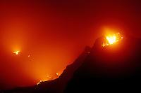 Kilauea Volcano, Puu Oo vent, Big Island