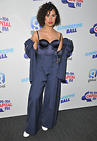 Raye (Rachel Keen) at the Capital FM Summertime Ball 2019, Wembley Stadium, Wembley, London, England, UK, on Saturday 08th June 2019.<br /> CAP/CAN<br /> ©CAN/Capital Pictures