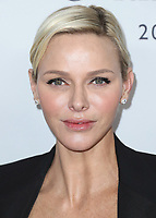 LOS ANGELES - OCTOBER 24:  Her Serene Highness Princess Charlene of Monaco at the 2017 Princess Grace Awards Gala Kick Off Event at Paramount Pictures on October 24, 2017 in Los Angeles, California. (Photo by Scott Kirkland/PictureGroup)