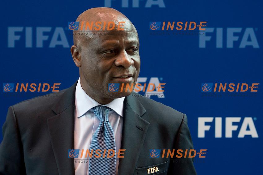 Zurigo 14-10-2016  Football FIFA - Council meeting; FIFA Council member Constant Omari (CGO) at the FIFA headquarters in Zurich<br />  Foto Steffen Schmidt/freshfocus/Insidefoto ITALY ONLY