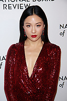 NEW YORK, NY - JANUARY 08: Constance Wu at The National Board of Review Annual Awards Gala at Cipriani in New York City on January 8, 2019. <br /> CAP/MPI99<br /> ©MPI99/Capital Pictures