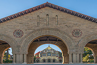Stanford University Campus and Memorial Church
