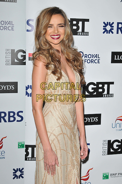 LONDON, ENGLAND - APRIL 24: Nadine Coyle attends the British LGBT Awards 2015, The Landmark London Hotel, Marylebone Rd., on Friday April 24, 2015 in London, England, UK. <br /> CAP/CAN<br /> &copy;Can Nguyen/Capital Pictures