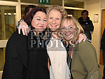 Angela Powderly, Maria Nestor and Lesley-Ann Dobson at St Olivers Community College class of 1996 reunion. Photo:Colin Bell/pressphotos.ie