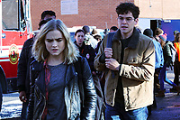 Impulse (2018) <br /> Maddie Hasson Daniel Maslany<br /> *Filmstill - Editorial Use Only*<br /> CAP/MFS<br /> Image supplied by Capital Pictures