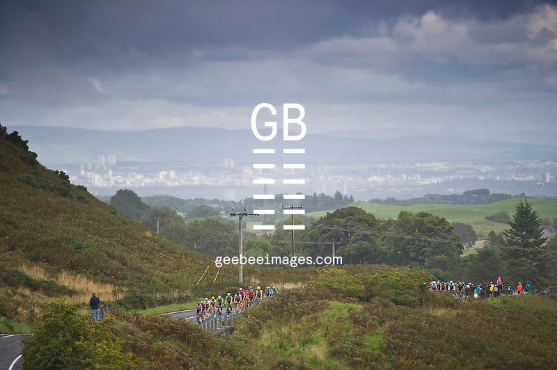 2016 Tour of Britain<br /> Stage 1, Glasgow - Castle Douglas<br /> 4 September 2016