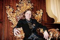 Oleg Supereco, il pittore russo che ha riportato l'arte cristiana in Sicilia.