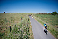 the Kalverstraat in Kluisbergen<br /> <br /> cycling hotspots & impressions in the Vlaamse Ardennen (Flemish Ardennes) <br /> <br /> Cycling In Flanders <br /> Flanders Tourist Board<br /> <br /> ©kramon