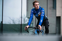 Rory Townsend (IRL/Canyon DHB) pre race<br /> <br /> GP Monseré 2020<br /> One Day Race: Hooglede – Roeselare 196.8km. (UCI 1.1)<br /> Bingoal Cycling Cup 2020