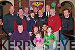 MIDNIGHT: Waiting for midnight are some of the locals enjoying New Year's Eve in O'Brien's bar, Duagh.   Copyright Kerry's Eye 2008