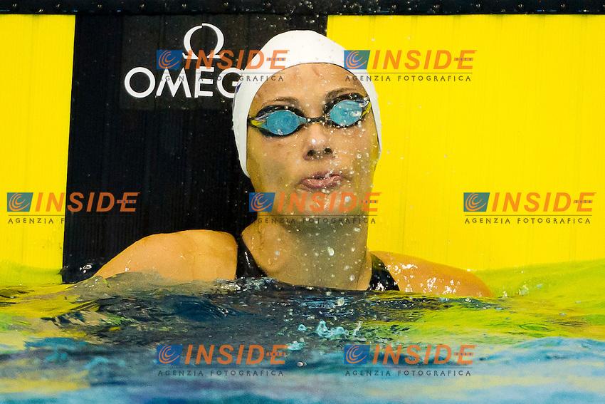 Szczecin, Poland, 9 december 2011.European Short Course Swimming Champioships 2011.50m Butterfly Women.Diane Bui Duyet (FRA)...Photo: Insidefoto / Guido Cantini
