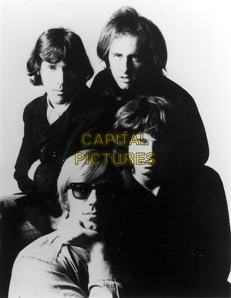 THE DOORS.in When You're Strange.John Densmore Robby Krieger Ray Manzarek Jim Morrison.*Filmstill - Editorial Use Only*.CAP/PLF.Supplied by Capital Pictures.