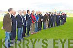 The 1986 Saint Brendans Team who were honoured at Austin Stack Park on Sunday