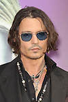 "JOHNNY DEPP.World Premiere of Warner Brothers Pictures' ""Dark Shadows"" at Grauman's Chinese Theatre. Hollywood, CA USA. May 7, 2012.©CelphImage"