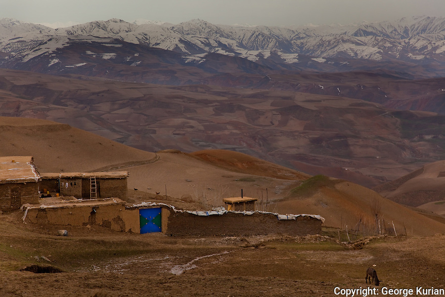 The new village of Pest e Kalan
