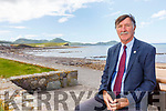 Tony Donnelly pictured on the Prom in Waterville.