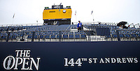 144th Open St Andrews 2015 Preview