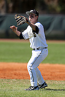 February 26, 2010:  Second Baseman Jake Hansen of the Purdue Boilermakers during the Big East/Big 10 Challenge at Raymond Naimoli Complex in St. Petersburg, FL.  Photo By Mike Janes/Four Seam Images