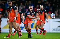 Picture by Alex Whitehead/SWpix.com - 27/04/2018 - Rugby League - Betfred Super League - Castleford Tigers v Wakefield Trinity - Mend-A-Hose Jungle, Castleford, England - Castleford's Paul McShane.