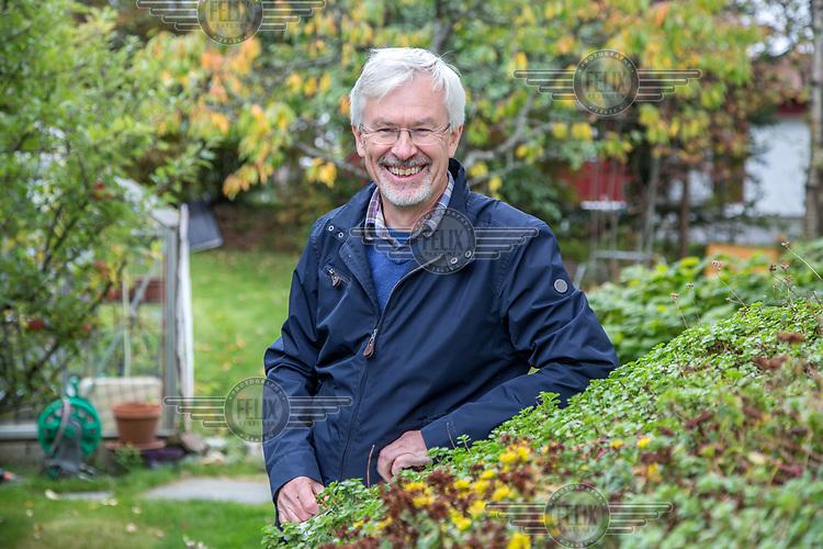 Bent C. Braskerud, sjefingeni&oslash;r Utredningsavdelingen Vann- og avl&oslash;psetaten,  Oslo Kommune<br /> <br />  &copy; Fredrik Naumann/Felix Features