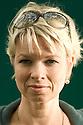 Linn Ullmann, daughter of Ingmar Bergman and Liv Ullmann.  Novelist,Author and Writer of A Blessed Child  .CREDIT Geraint Lewis