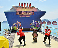Atmosphere at the photocall for &quot;Hotel Transylvania 3: A Monster Vacation&quot; at the 71st Festival de Cannes, Cannes, France 07 May 2018<br /> Picture: Paul Smith/Featureflash/SilverHub 0208 004 5359 sales@silverhubmedia.com