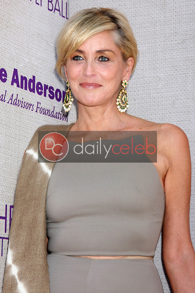 Sharon Stone at the 14th Annual Chrysalis Butterfly Ball, Private Residence, Los Angeles, CA 06-06-15<br /> David Edwards/DailyCeleb.com 818-249-4998