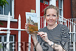 Lorraine Carey from Fenit has just launched her poetry book 'From Doll House Windows'.