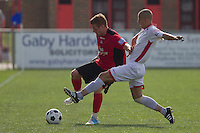Eastbourne Borough FC v Hastings United FC 11.08.12