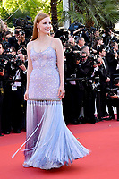 www.acepixs.com<br /> <br /> May 19 2017, Cannes<br /> <br /> Jessica Chastain arriving at the 'Okja' screening during the 70th annual Cannes Film Festival at Palais des Festivals on May 19, 2017 in Cannes, France. <br /> <br /> <br /> By Line: Famous/ACE Pictures<br /> <br /> <br /> ACE Pictures Inc<br /> Tel: 6467670430<br /> Email: info@acepixs.com<br /> www.acepixs.com