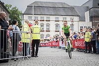 Taylor Phinney (USA/Cannondale-Drapac)<br /> <br /> &quot;Le Grand D&eacute;part&quot; <br /> 104th Tour de France 2017 <br /> Team Presentation in D&uuml;sseldorf/Germany