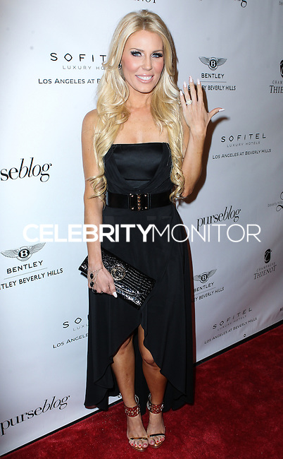 LOS ANGELES, CA - JUNE 06: Gretchen Rossi attends the Beverly Hills Lifestyle Magazine 5 Year Anniversary held at Sofitel Hotel on June 6, 2013 in Los Angeles, California. (Photo by Celebrity Monitor)