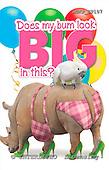Samantha, ANIMALS,  photos,+rhinos,++++,AUKPSP107,#A# Humor, lustig, divertido