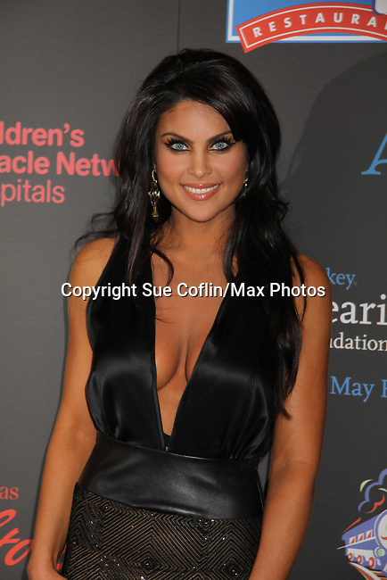 Nadia Bjorlin at the 38th Annual Daytime Entertainment Emmy Awards 2011 held on June 19, 2011 at the Las Vegas Hilton, Las Vegas, Nevada. (Photo by Sue Coflin/Max Photos)